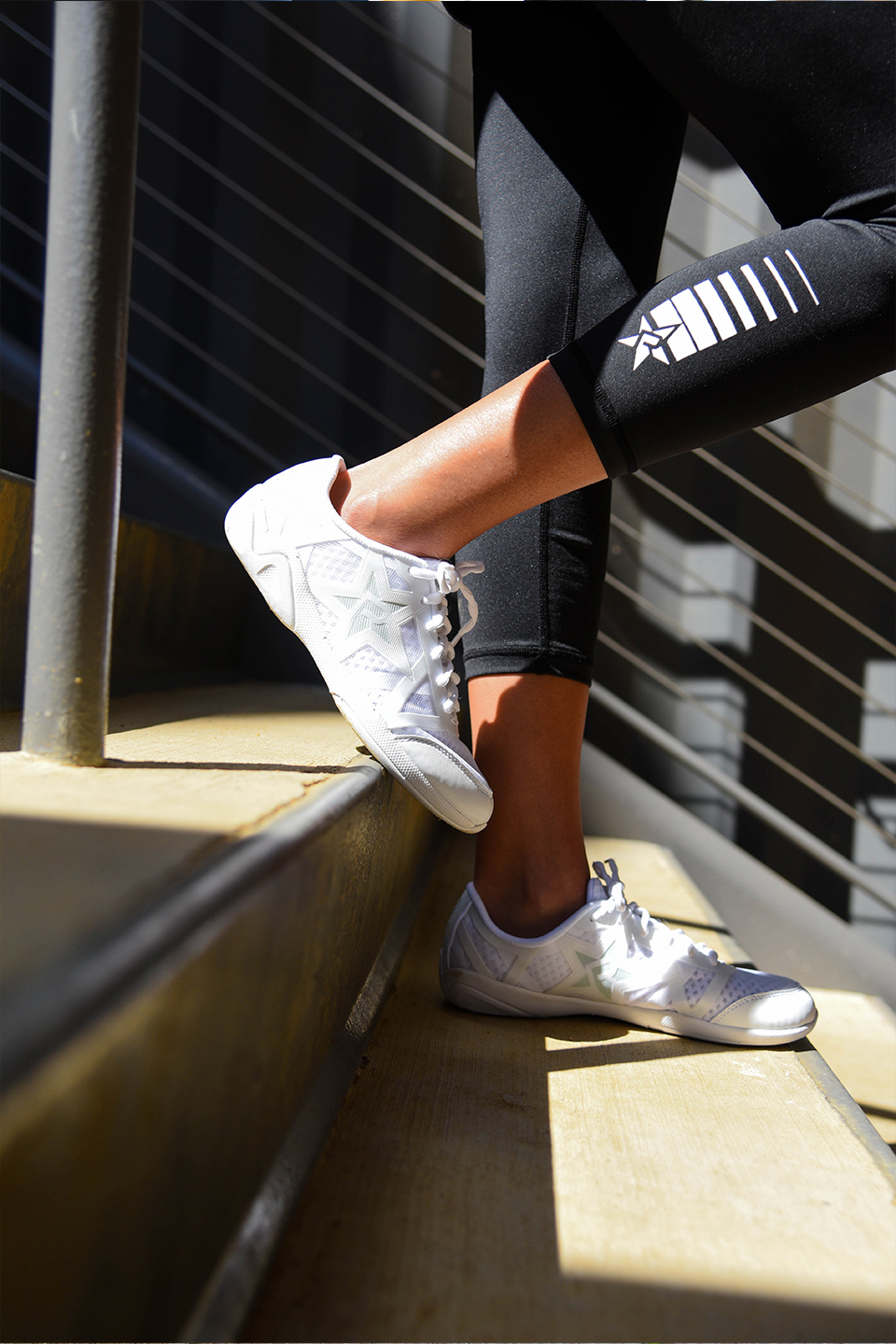 Rebel Athletic Ruthless Cheer Shoe